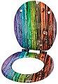 Sanilo WC-Sitz »Rainbow«, mit Absenkautomatik, Bild 3