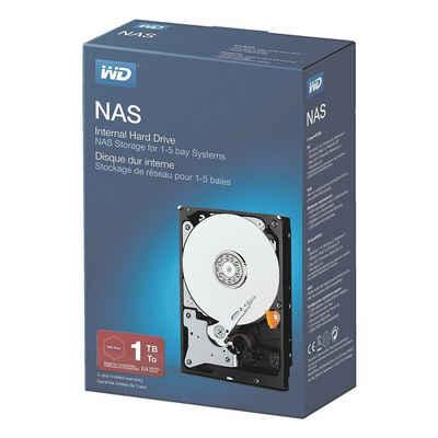 Western Digital »WD RED Retail-Kit« HDD-NAS-Festplatte (1000), RETAIL Kit inkl. Montagematerial)