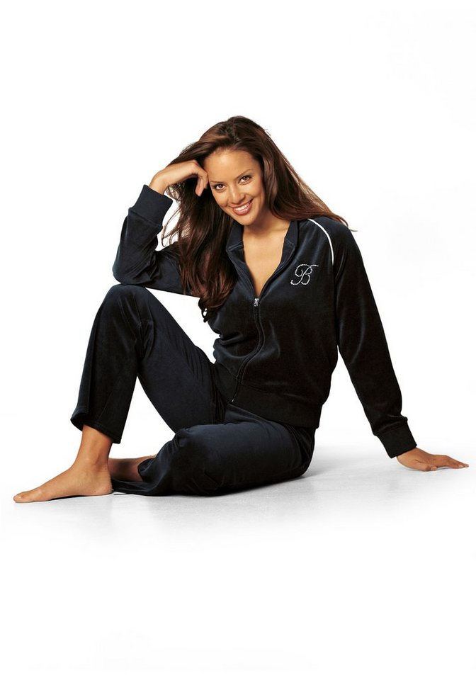 buffalo hausanzug aus weicher nickiqualit t kaufen otto. Black Bedroom Furniture Sets. Home Design Ideas