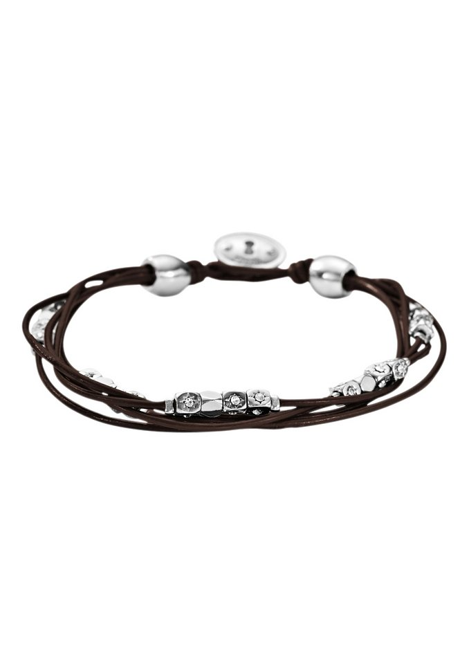 Armband, Fossil, »JA5798« in braun