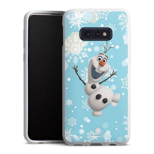 DeinDesign Handyhülle »Frozen Olaf« Samsung Galaxy S10e, Hülle Frozen Olaf Disney Offizielles Lizenzprodukt