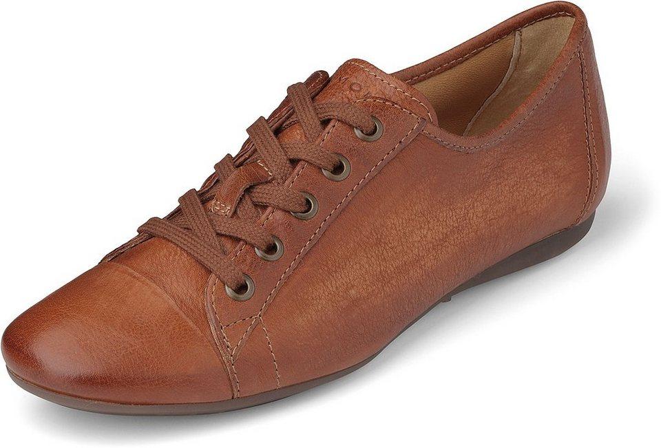 Belmondo Antik-Sneaker in braun-mittel