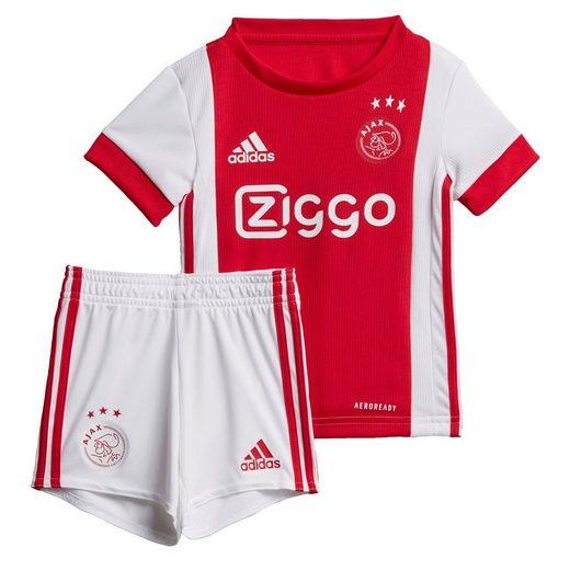 adidas Performance Trainingsanzug »Ajax Mini-Heimausrüstung«