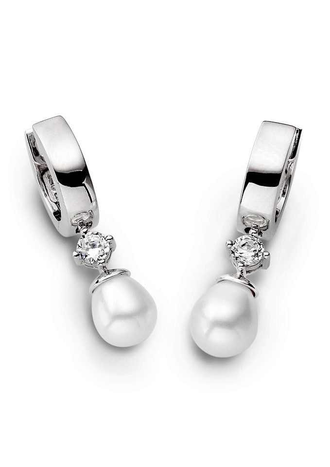 Paar Ohrhänger, Amor, »D15/10«