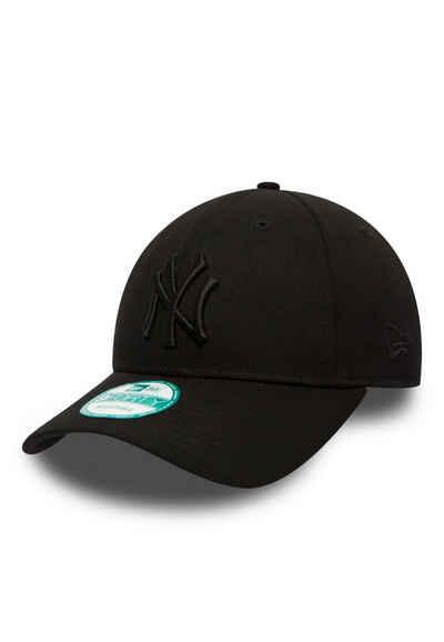 New Era Baseball Cap »New Era MLB League Ess 9Forty Adjustable Cap NY YANKEES Schwarz Schwarz«