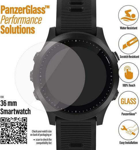 PanzerGlass Schutzglas »SmartWatch 36 mm, z.B. Vivoactive 3«