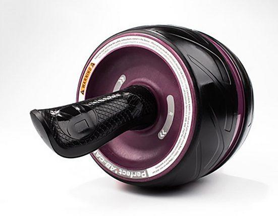 esyBeFit AB-Roller »Bauchroller, Trainer für Bauchmuskeln und Rumpf, Bauchmuskeltrainer inkl. Kniepad,Knieauflage, AB Roller, JFL003«