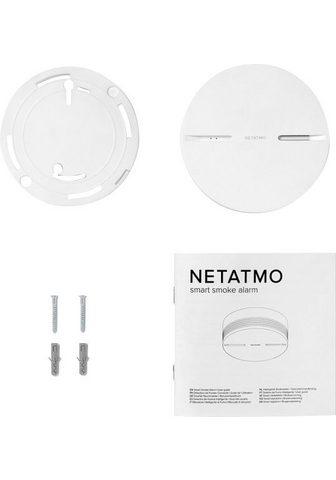 Netatmo »Smarter Rauchmelder« Rauchmelder