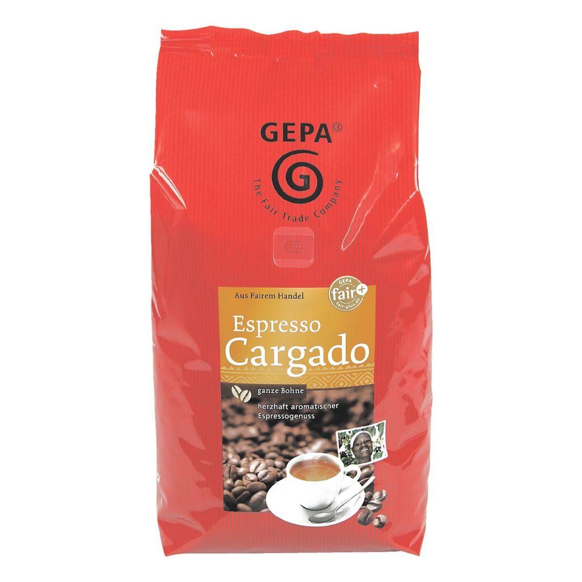 GEPA Kaffeemischung »Gepa Espresso Cargado«