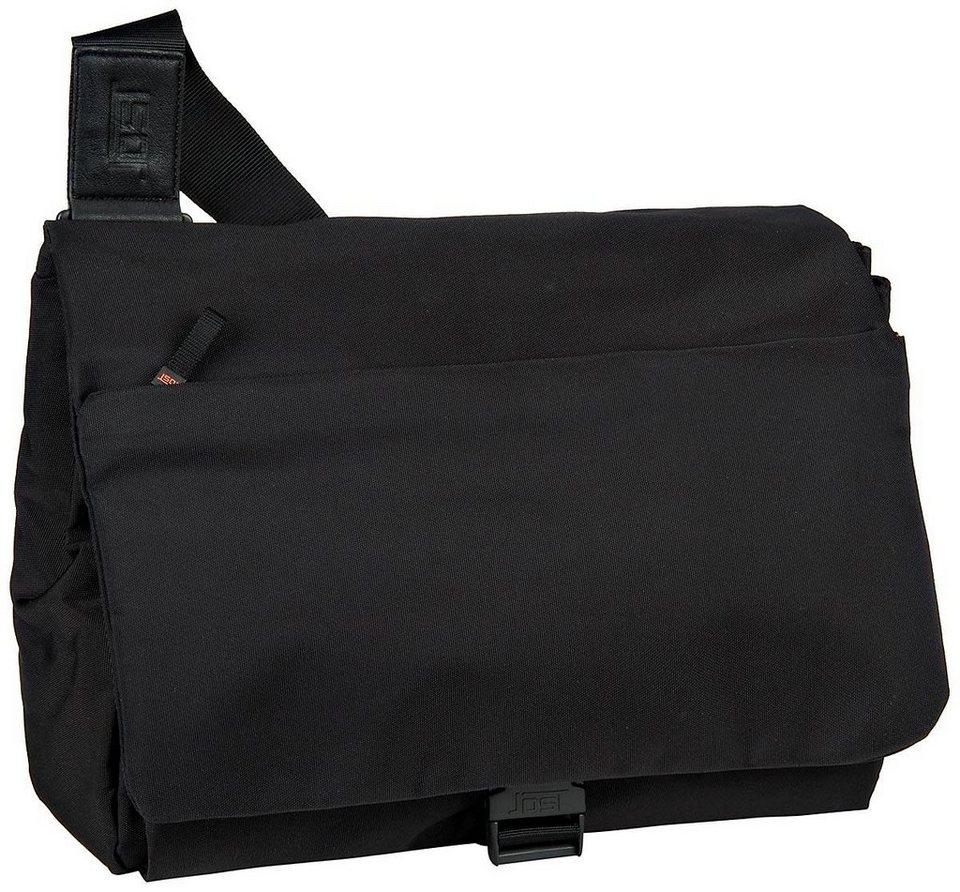 Jost Soho Laptoptasche L + XL in Schwarz