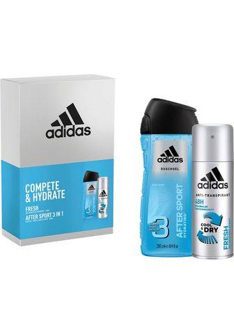 adidas Performance Geschenk-Set »Fresh & After Sport Man«...