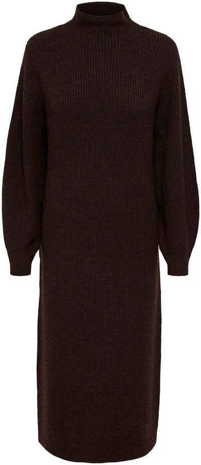Only Strickkleid »ONLLUCCA L/S O-NECK DRESS«