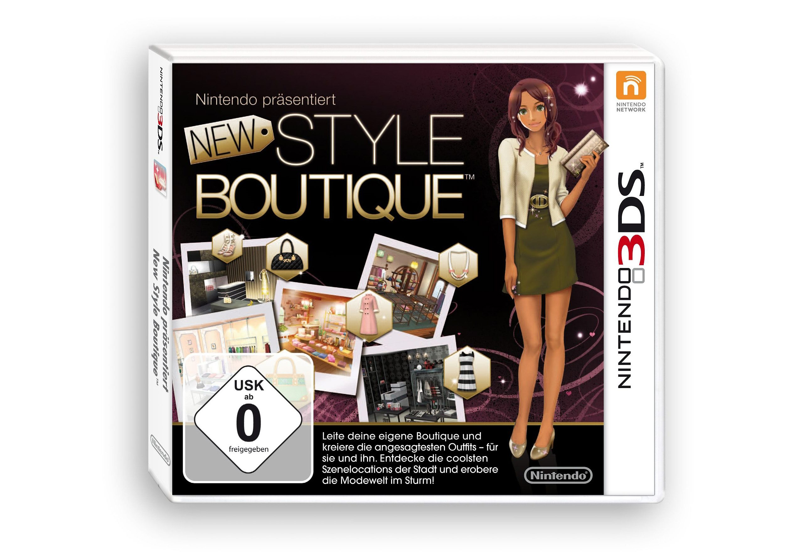 New Style Boutique Nintendo 3DS