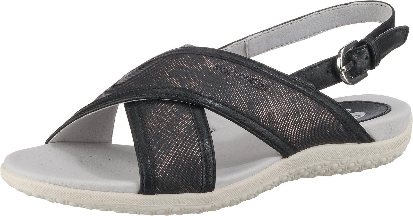 Geox »Komfort Sandalen« Sandale, Obermaterial: Materialmix online kaufen | OTTO