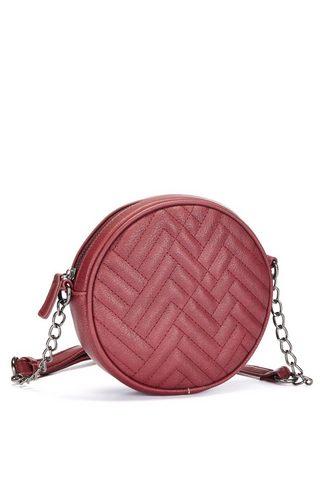 LASCANA Umhängetasche nedidelis runde Minibag