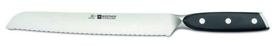 Wüsthof Brotmesser »X line« in Schwarz