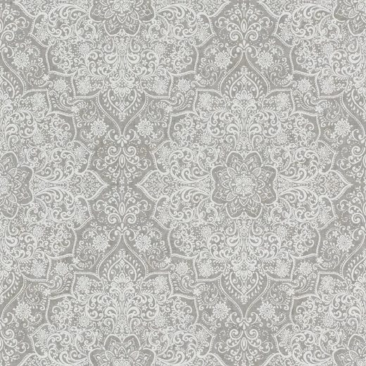Rasch Vliestapete »Kerala«, glatt, gemustert, ornamental, (1 St)