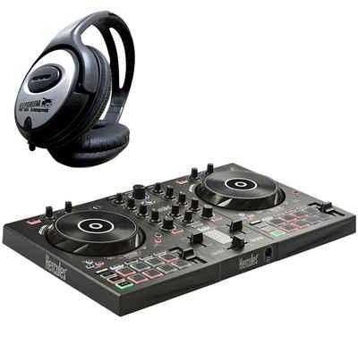 HERCULES DJ Controller »Hercules Inpulse 300 DJ Controller + Kopfhörer«