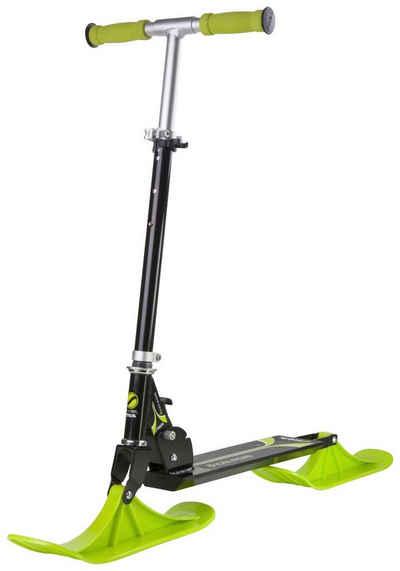 STIGA Sports Schneescooter »Snow Kick Lime/Black«, klappbarer Schneescooter