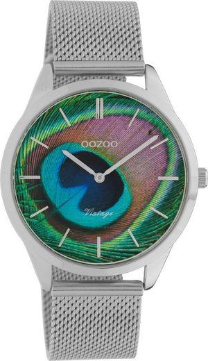 OOZOO Quarzuhr »C10250«
