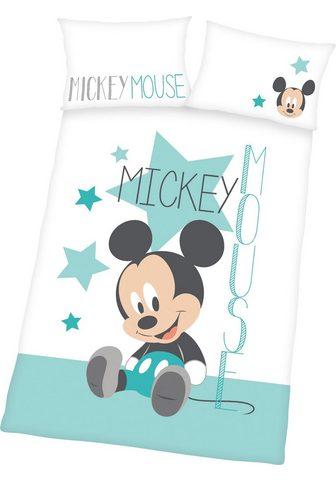Walt Disney Babybettwäsche »Mickey Mouse« su puiku...