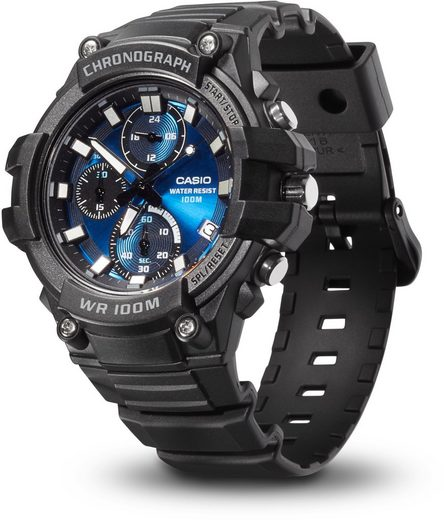 Casio Collection Chronograph »MCW-110H-2A2VEF«