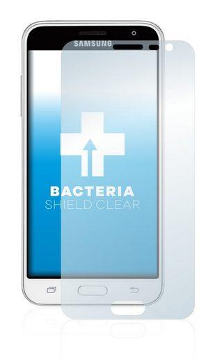 upscreen Schutzfolie »für Samsung Amp Prime«, Folie Schutzfolie klar antibakteriell