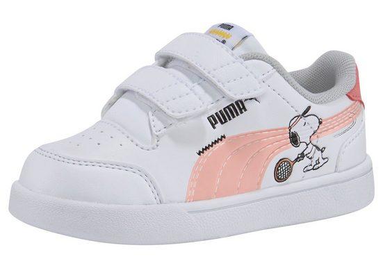 PUMA »PEANUTS Puma Shuffle V Inf« Sneaker
