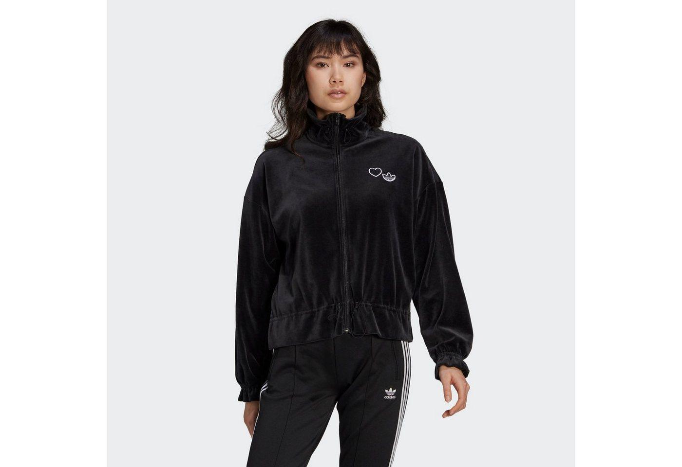 Sportmode - adidas Originals Trainingsanzug »Originals Jacke« › schwarz  - Onlineshop OTTO