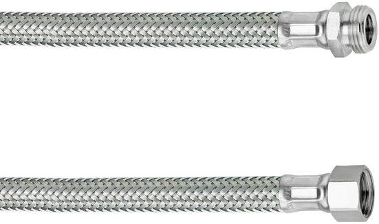 CORNAT Verbindungsschlauch »3/8 IG x 1/2 AG, 50 cm«, flexibel, , 3/8 IG x 1/2 AG, 50 cm