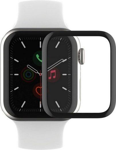Belkin »ScreenForce TrueClear Curve Apple Watch 5/4 40mm« für Apple Watch Series 5 (40 mm), Apple Watch Series 4 (40 mm), Displayschutzglas