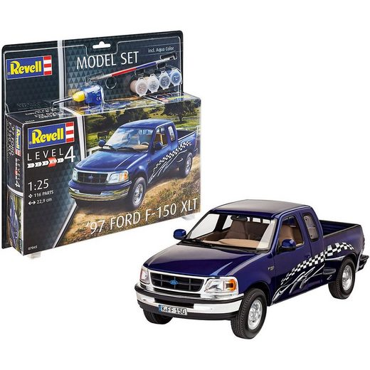 Revell® Modellbausatz »Model Set 1997 Ford F-150 XLT«