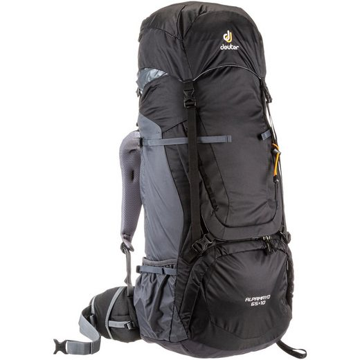 deuter Trekkingrucksack »Alpamayo 65 + 10«