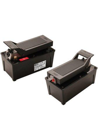 BGS Fußpumpe »Druckluft-Hydraulik-Pumpe« d...