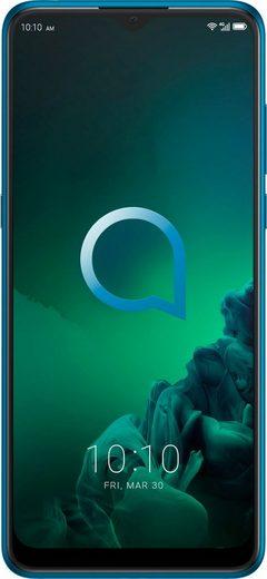 Alcatel 3X 5048Y Smartphone (16,56 cm/6,52 Zoll, 64 GB Speicherplatz, 16 MP Kamera)