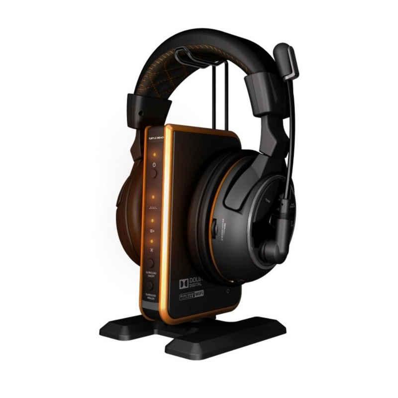 Turtle Beach »Tango Gaming Headset Wireless 5.1 Surround Sound« Gaming-Headset (Dolby Digital 5.1 Surround Sound, Bluetooth, WLAN, Geräuschabschirmung, Bluetooth)