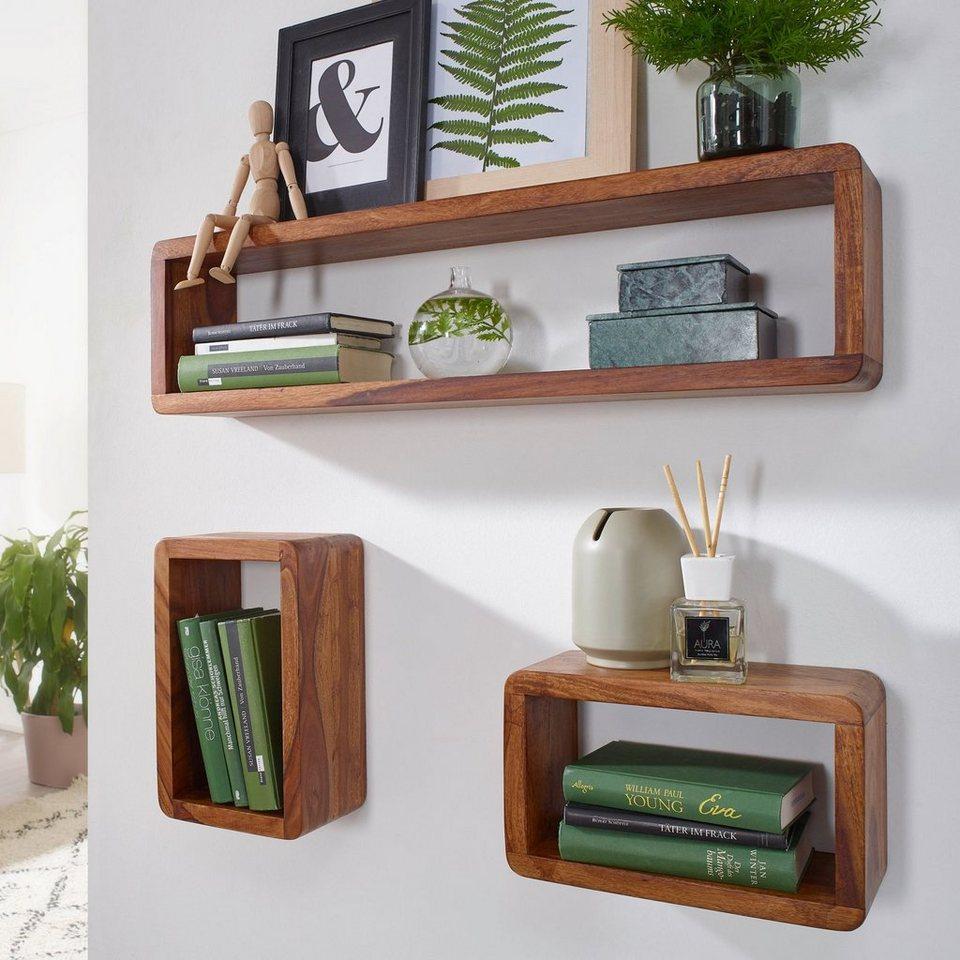 Wandregal Holz Wandregale Gunstig Kaufen 2020 04 19