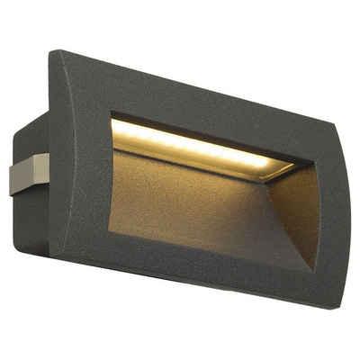 click-licht LED Einbauleuchte »LED Wandeinbauleuchte Downunder Out M, IP55, 3000K«, Einbaustrahler, Einbauleuchte