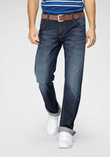 MUSTANG Straight-Jeans »MICHIGAN« in 5-Pocket-Form