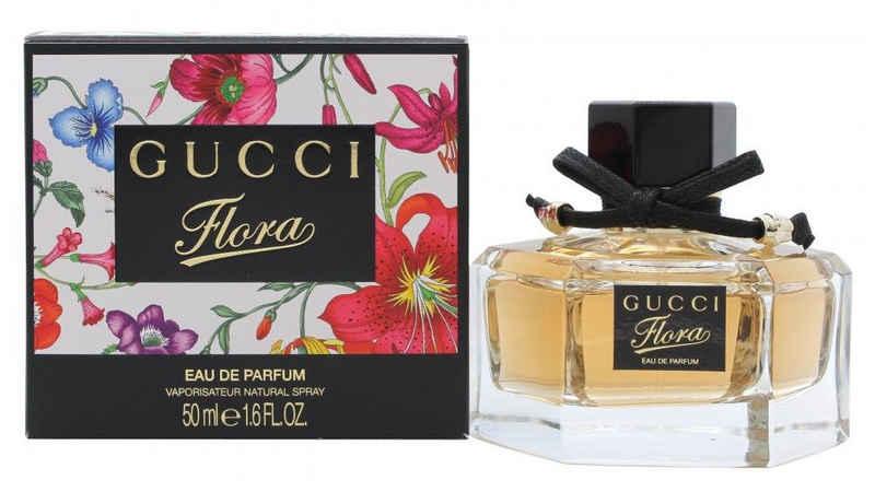 GUCCI Eau de Parfum »Gucci Flora by Gucci Eau de Parfum 50ml«