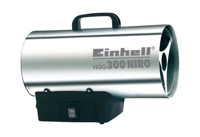 Einhell Heißluftgenerator »HGG 300 Niro« | Garten > Feuer und Heizstrahler | Einhell