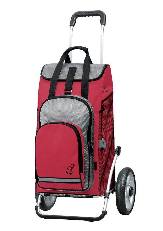 Andersen Einkaufstrolley »Royal Shopper Hydro«, 56 l | Taschen > Handtaschen > Einkaufstasche | Rot | Andersen