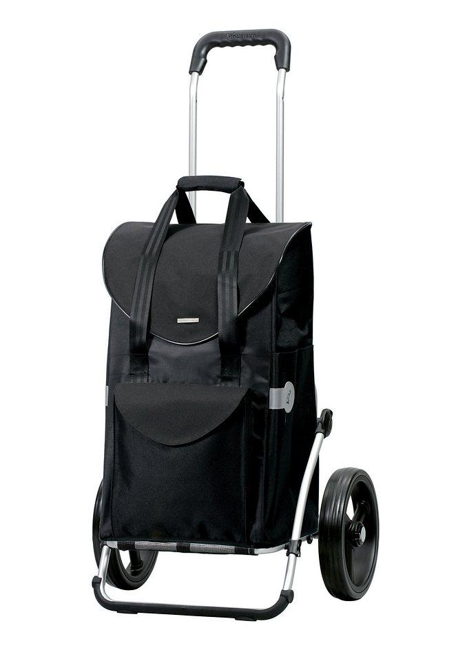 Andersen Einkaufstrolley »Royal Shopper Senta«, 47 l | Taschen > Handtaschen > Einkaufstasche | Schwarz | Andersen