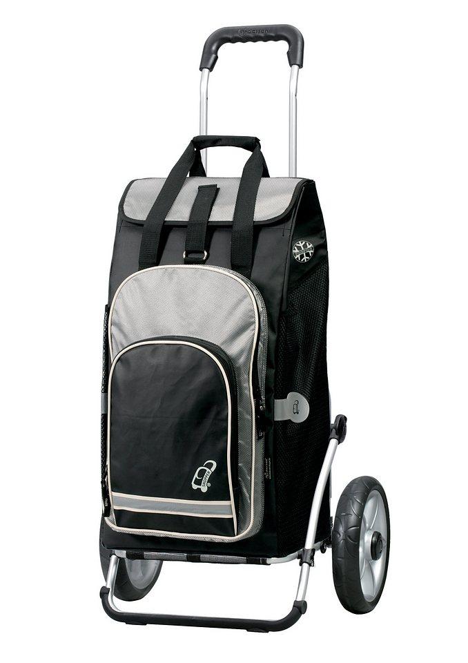Andersen Einkaufstrolley »Royal Shopper Hydro«, 56 l | Taschen > Handtaschen > Einkaufstasche | Schwarz | Andersen