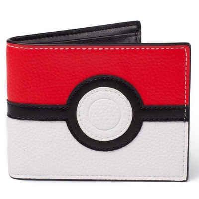 DIFUZED Geldbörse »Pokémon Bifold Geldbeutel Pokéball«