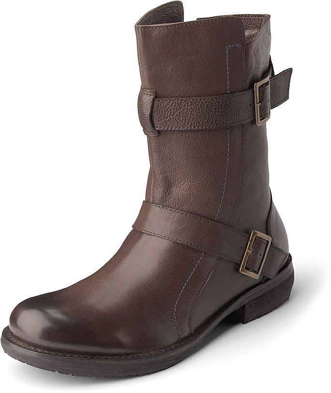 Görtz 17 Boots in braun-dunkel