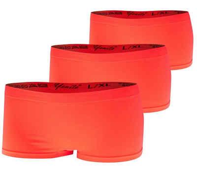 Yenita® Slip (3 Stück) in angenehmer Microfaserqualität