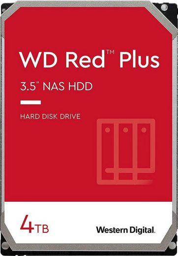 """Western Digital »WD Red Plus« HDD-NAS-Festplatte 3,5"""" (4 TB)"""