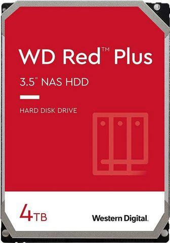 Western Digital »WD Red Plus« HDD-NAS-Festplatte 35
