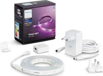Philips Hue LED Stripe, LED Lightstrip+ Basis, 1600 Lumen
